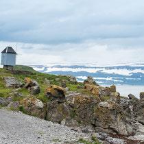 Vigor - einzige Windmühle auf Island