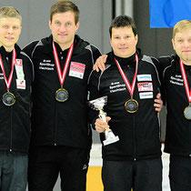 Eisstock WM 2014 Herren | Mannschaft Ziel Deutschland