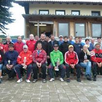 Gemeindemeisterschaft 2011 | Siegerfoto Samstag