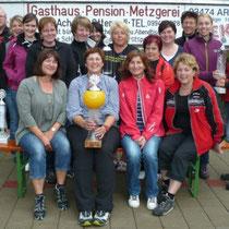 Gemeindemeisterschaft 2011 | Siegerfoto Damen