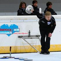Eisstock WM 2014 Herren | Manuel Schmid