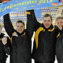EM Zielmannschaft Herren 2013