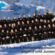 Eisstock WM 2014 Junioren U23 | Team Deutschland