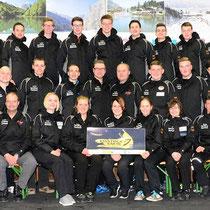 Deutsche Jugend und Junioren Nationalmannschaft 2015