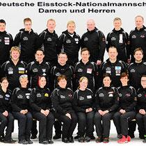 Eisstock WM 2014 Herren | Team Deutschland
