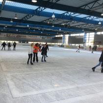 Eislauftag an der PTS