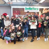 Dienstleister bei Bellaflora