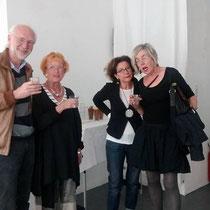 mit Monika Knobling und Rita Daubländer (rechts)
