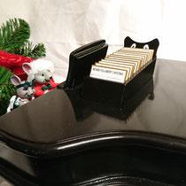 ピアノマイストロー Mr.Christmas社製 ¥30,000