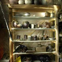 L'étagère aux merveilles