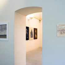 Veduta della mostra / Installation view
