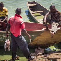 #uganda #lake #victoria #work #africa #sky #streetphotography #travel #eastafrica #fish #fishermen