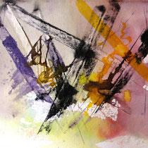 "ART HFrei - ""Kraft I"" - Aquarell - 2011"