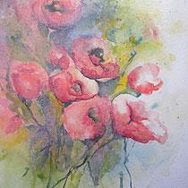 "ART HFrei - ""Tulpen"" - Aquarell - 2008"