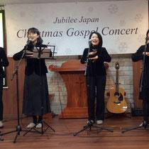 Jubilee Japan クリスマス・ゴスペル・コンサート