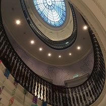 Die Gallery of Modern Art (GOMA) in Glasgow