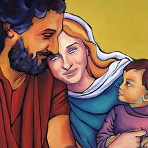 La Nativité ou la nouvelle Religion 100 X 81