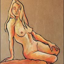 Sirène d'Yeu N°5 118X100