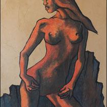 Sirène d'Yeu N°3 140X98