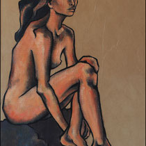 Sirène d'Yeu N°12 137X95