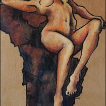 Sirène d'Yeu N°9 137X99