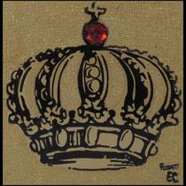 La petite couronne 15X15