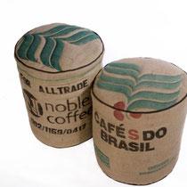Kaffeepoufs