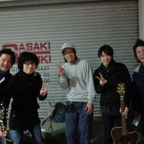 2011.11.27 一緒に歌ってくれました!