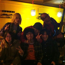 2011.11.28 ブレーメン vol.1 打ち上げ!