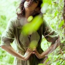 Photo:Takayuki Yunaga Hair&make:Chihiro Terakado Model:CHiAKi