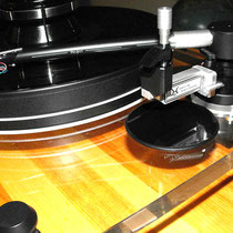 Pro-Ject turntable and tonearmtuning