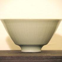 茶碗:鎬(細)