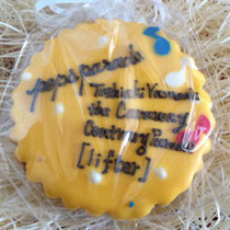 JINJUR POPS Parade Vol.4 オリジナルクッキー