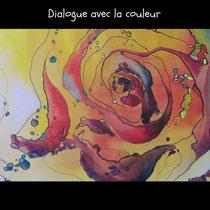 dialogue avec la couleur