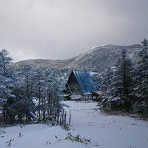 北横岳・縞枯山荘