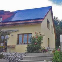 Fassade streichen in Arboldswil