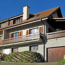 vor Fassadensanierung in Reigoldswil