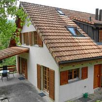 nach Fassadensanierung in Reigoldswil