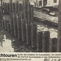 Pressespiegel, NRZ 02.11.1988