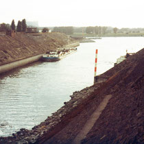 Blick in den Kultushafen vor dem Hafenrückbau, Aufnahme-Datum: in den 70-er Jahren