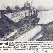 Pressespiegel, NRZ 07.12.1988