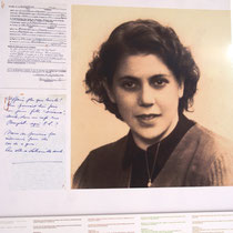 Une jeune belge morte à Auschwitz