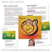 Visits, Folder, Website …