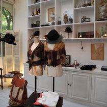 eco fashion shop in Taikang Road
