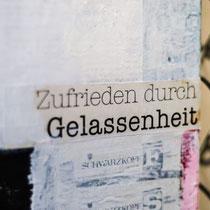Christine Hohenstein*Zufriedenheit durch Gelassenheit