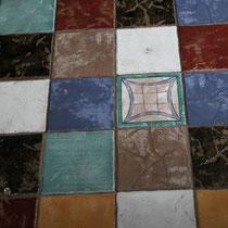 Tiles in Da Li Café