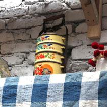 vintage stuff in Da Li Café