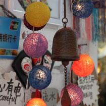 lovely yarn lamps
