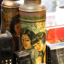 vintage flee market shop