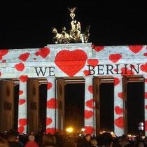 Tour nach Berlin im Oktober 2019